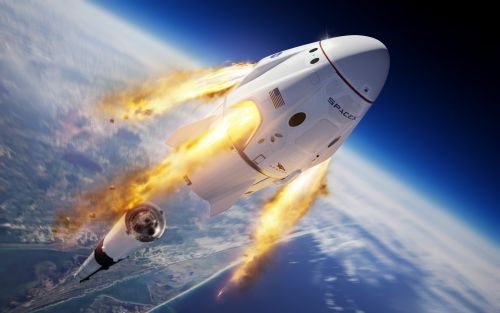 How SpaceX's Crew Dragon launch abort test today works in 10 not-so-easy steps