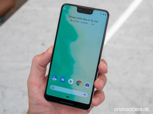 Are you switching from the Galaxy Note 9 to the Pixel 3 XL?