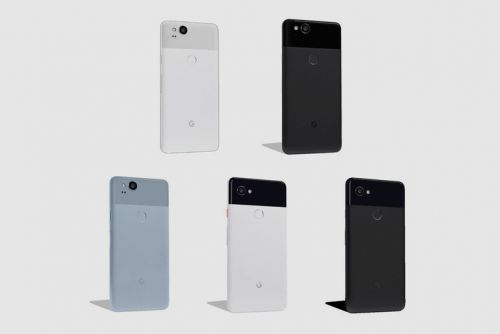Huge leak: Google Pixel 2 and Pixel 2 XL colours, pricing, and more
