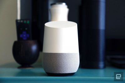 Google's Home speaker could soon support multiple accounts