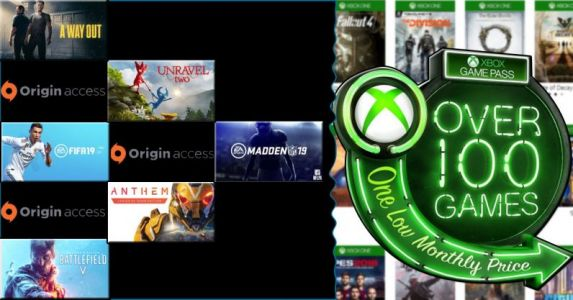 EA's Origin Access Premium and Microsoft's Game Pass finally get subscriptions right