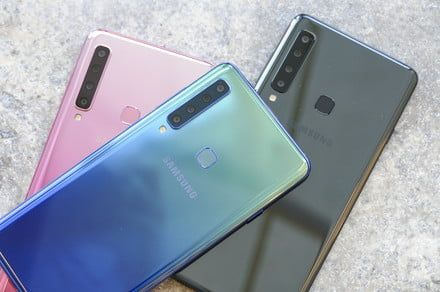 Samsung says the Galaxy A9 won't be its 'best kept secret' for much longer