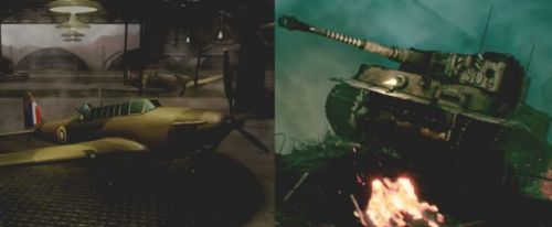The Flare Path: Battle-Scarred
