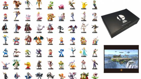 Get Every Super Smash Bros. Ultimate Amiibo. In Japan
