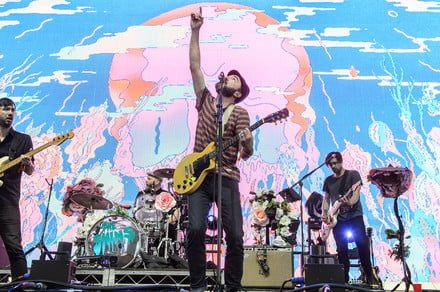 Embracing the '80s and flipping the script with The Shins frontman James Mercer