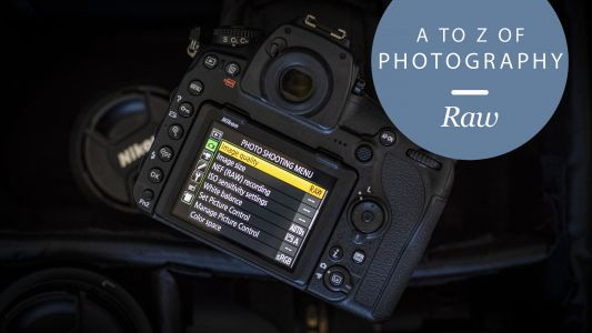 The A to Z of Photography: Raw