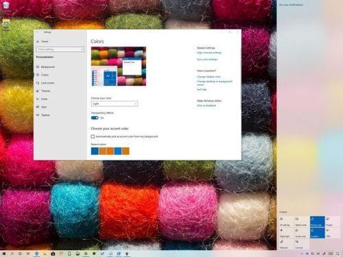 Windows 10 has new color modes - Here's how to use them
