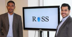 Ross Intelligence opening R&D headquarters in Toronto