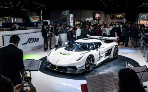 Koenigsegg's Bonkers and insanely expensive Jesko is sold out