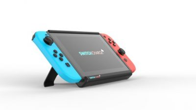 Nintendo Switch battery case could be the system's first must-have accessory