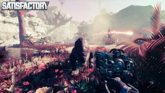 Open-world 'Satisfactory' launches on the Epic Games Store