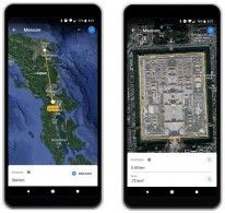Google Earth Intros Tool to Measure Distance and Area
