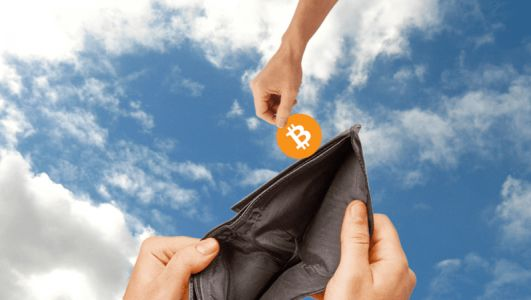 80% of wallets holding Bitcoin contain less than $100