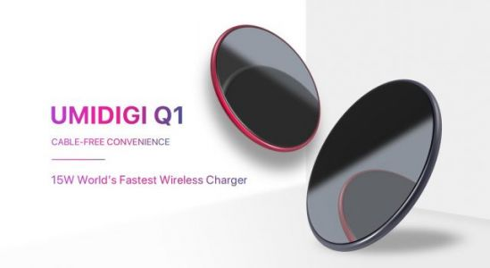 UMIDIGI Q1 Fastest Wireless Charger Announced - Full Specs