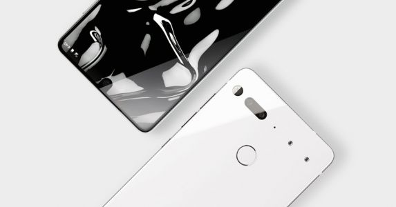 Essential's 'Pure White' phone arrives after two-month delay