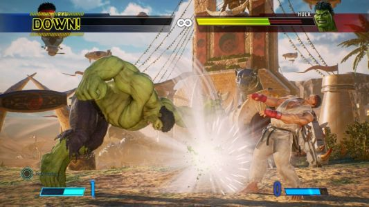 Marvel vs. Capcom: Infinite for Xbox One review - Two universes collide again in this flashy fighter