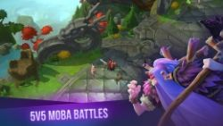 Dungeon Hunter Champions is Gameloft's upcoming RPG MOBA, soft launched on iOS in the Philippines