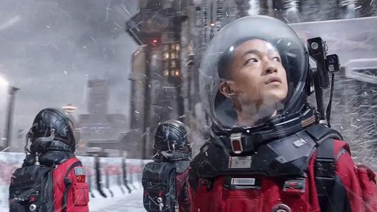 Chinese Film 'The Wandering Earth' Imagines a Journey to a New Sun