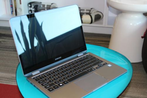 Samsung Notebook 7 Spin review: A solid 8th-gen 2-in-1 with plenty of battery life