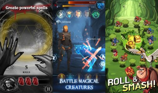 Birds, spells and romantic kingdoms: The 6 best free iPhone games of the week