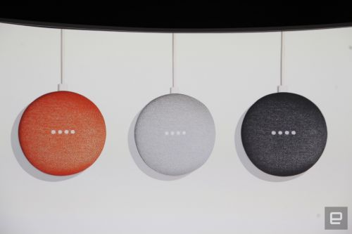 Google disables Home Mini's top button so it won't record everything
