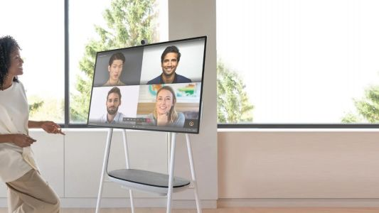 New Microsoft Surface Hub 2S finally replaces original model