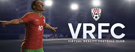 Now Available on Steam Early Access - VRFC Virtual Reality Football Club, 30% off!