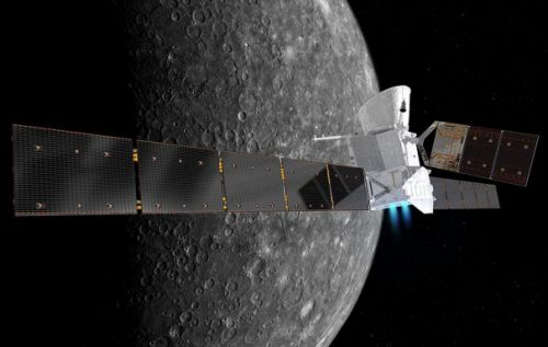 BepiColombo spacecraft launch will kick off seven-year Mercury mission