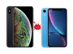 IPhone XS Max vs iPhone XR - How Are They Different?