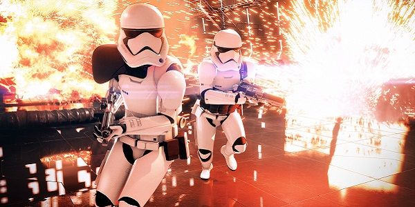 John Boyega Reveals Everything You Need To Know About Star Wars Battlefront 2