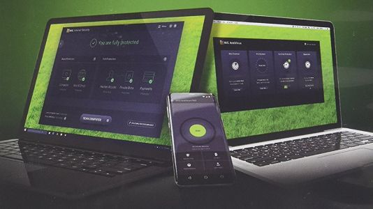 Protect all your devices for two years with AVG Internet Security for just £18.99