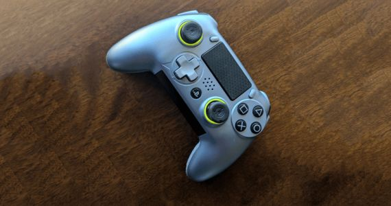 SCUF's Vantage PS4 controller: A lot of issues and a big price tag