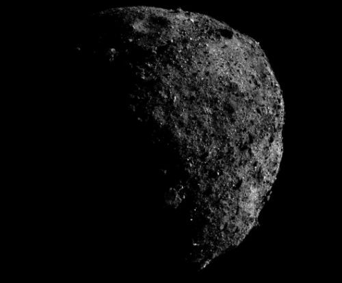 NASA offers best look yet at surface of space rock Bennu