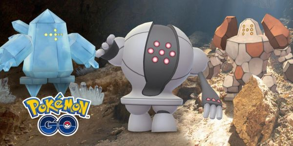 Pokemon Go: Last Chance To Catch Legendary Pokemon Regice
