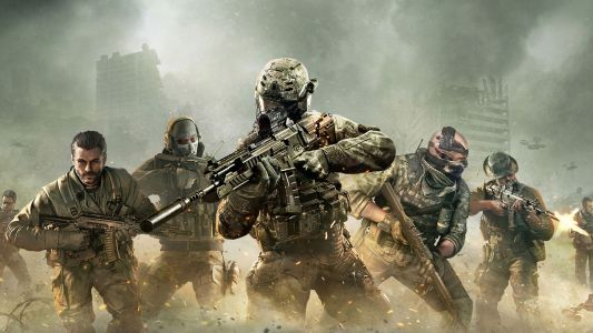 You'll soon be able to play Call of Duty on your smartphone