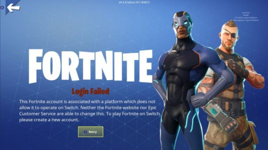 Sony Has Little to Say in Response to Fortnite Cross-Play Controversy