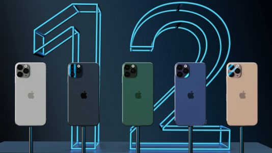 IPhone 12 production is still on track, but Apple may wait until May to decide on a release date