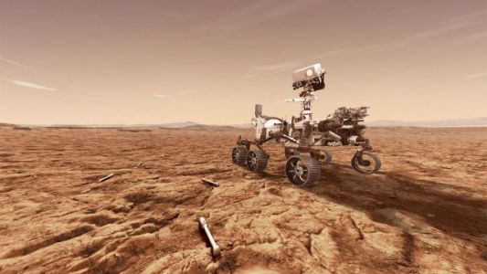Perseverance Rover Extracts Breathable Oxygen From Martian Atmosphere