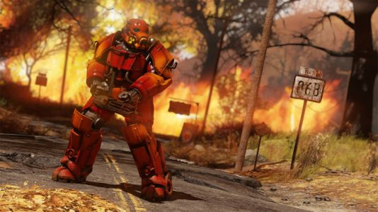 Fallout 76's Battle Royale mode is being shut down in September