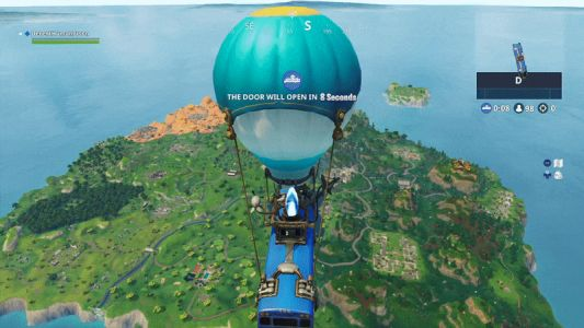 Fortnite's Motion Controls On Switch Are Finicky, But Not Impossible To Use