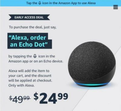Amazon Prime Day device deals are live : Fire HD 10 for $80, Fire TV 4K and Echo Dot for $25 and more