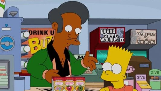 Hank Azaria Is Retiring the Voice Apu on THE SIMPSONS