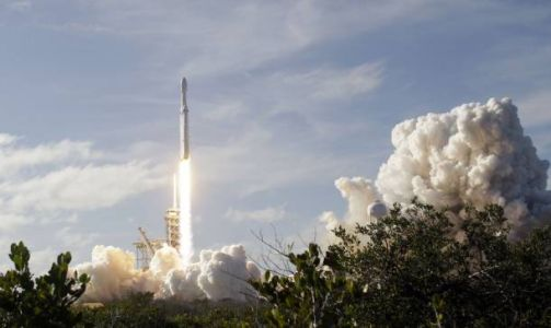 SpaceX just set a ridiculous record