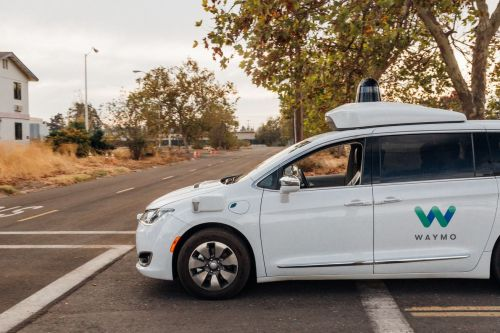 Waymo's autonomous cars have driven 8 million miles on public roads