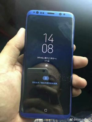 Newly Leaked Galaxy S8 Images Show Vivid Screen Protectors