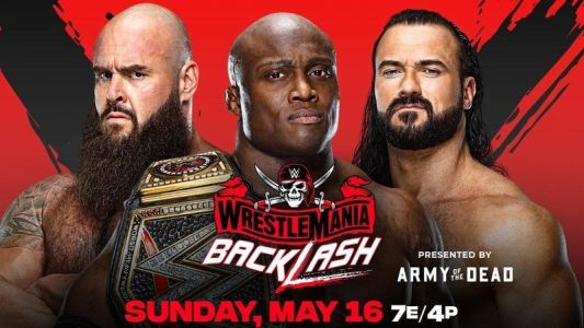 How to watch WrestleMania Backlash anywhere online