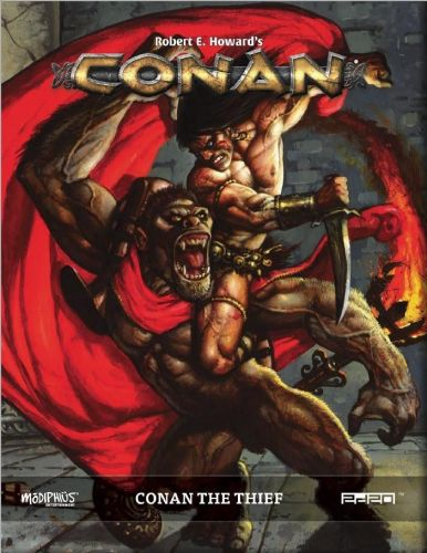 Print Edition of Conan the Thief Now Available