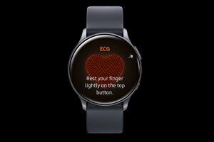 The best Samsung Galaxy Watch Active 2 feature will finally be enabled soon. in one country