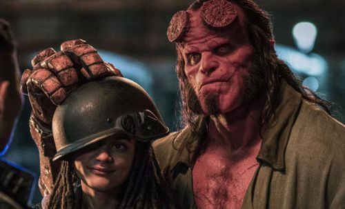 'Hellboy' (2019) Blu-ray and 4K Ultra HD Release Date and Details