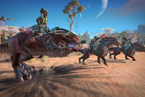 Age of Wonders: Planetfall preview: A sci-fi melange makes this 4X universe worth exploring